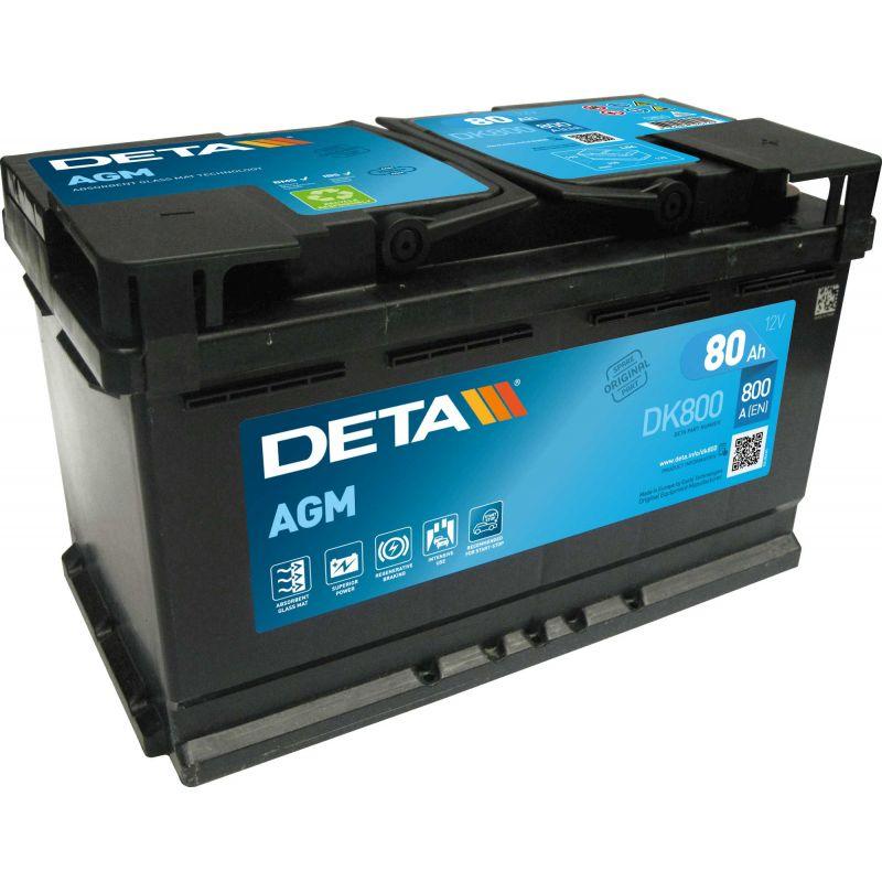 Autobatterie Start Stop