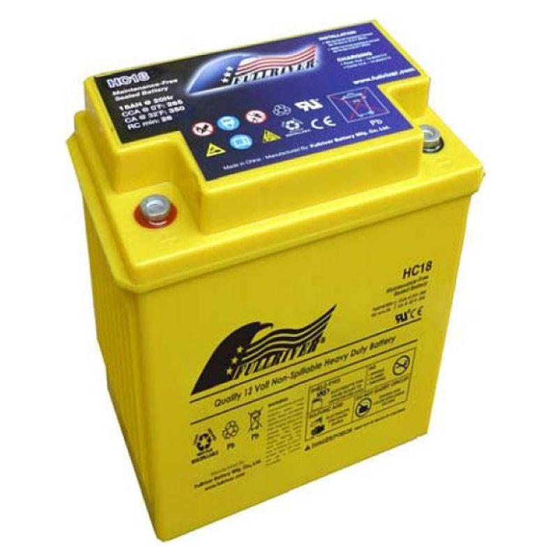 Fullriver HC14B AGM Starter-, Versorgungsbatterie 12V 14Ah