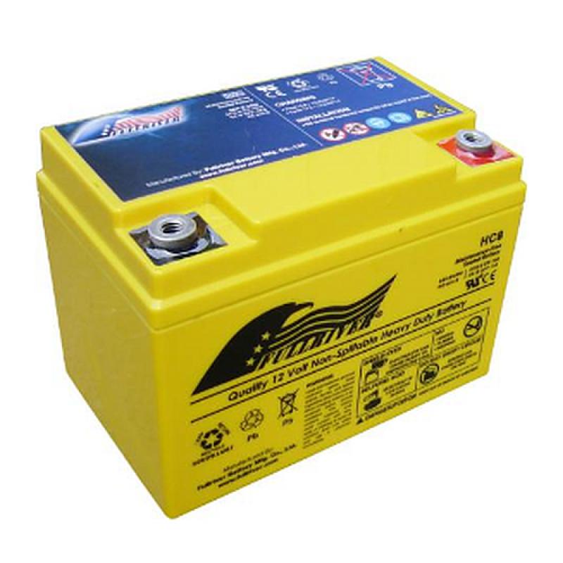 Fullriver HC18 AGM Starter-, Versorgungsbatterie 12V 18Ah 265A